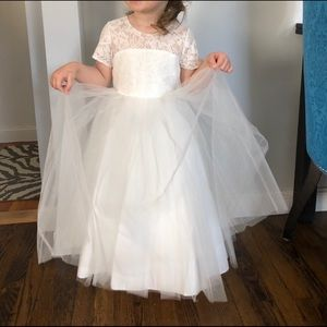 BHLDN Flower girl dresses